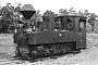"""Borsig 10364 - DKBM """"3"""" 29.06.1975 - Gütersloh, Dampfkleinbahn MühlenstrothRichard Schulz (Archiv Christoph und Burkhard Beyer)"""