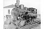 """Borsig 5179 - BKrB """"1"""" __.02.1954 - Bahnhof WertherPalle Gabriel [†]"""