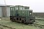 """Deutz 47165 - Reederei Norden-Frisia """"Carl"""" 13.09.1974 - Juist, Abstellhalle Schwarze BudeHelmut Beyer"""