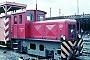 "Deutz 47165 - HK ""Köf 12"" 02.08.1966 - Herford, Herford KleinbahnhofHartmut  Brandt"