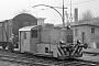 "Deutz 47385 - HK ""Köf 10"" 22.04.1966 - Herford KleinbahnhofHelmut Beyer"