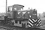 "Deutz 55486 - HK ""Köf 14"" __.04.1961 - SpengeReinhard Todt [†] (Archiv Eisenbahnstiftung)"