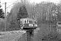 """Düwag 26613 - HK """"8"""" 22.04.1966 - Enger, BurgstrasseHelmut Beyer"""