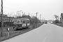 """Düwag 26613 - HK """"8"""" 22.04.1966 - Enger, Spenger Str, Haltestelle PotthoffHelmut Beyer"""