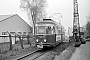 "Düwag 26613 - HK ""8"" 22.04.1966 - Herford, FüllenbruchstraßeHelmut Beyer"