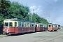 """Düwag 26613 - HK """"8"""" __.__.1958 - Herford, KleinbahnhofKarl-Heinz Schreck [†] Archiv Michael Sinnig"""