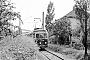 """Düwag 26613 - HK """"8"""" __.__.1960 - Bad Salzuflen, Haltestelle RoonstraßeWerner Rabe"""