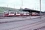 "Düwag 26613 - HK ""8"" 05.08.1964 - Herford, Herford KleinbahnhofHartmut  Brandt"