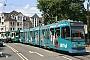 """Duewag 38230 - moBiel """"571"""" 07.08.2017 - Bielefeld, Oelmühlenstrasse / Teutoburger StrasseChristoph Beyer"""