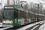 """Duewag 38843 - moBiel """"581"""" 02.02.2018 - Bielefeld, Schildescher Str., Haltestelle Sudbrackstr.Christoph Beyer"""