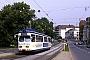"Düwag ? - Stadtwerke Bielefeld ""804"" 09.08.1988 - Bielefeld, Niederwall, LandgerichtWolfgang Meyer"