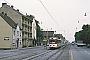"""Düwag ? - Stadtwerke Bielefeld """"808"""" 06.05.1986 - Bielefeld, Herforder Str., Haltestelle Nicolai-FriedhofWolfgang Meyer"""