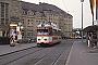 "Düwag ? - Stadtwerke Bielefeld ""826"" 06.05.1986 - Bielefeld, Haltestelle HauptbahnhofWolfgang Meyer"
