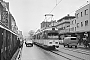"Düwag ? - Stadtwerke Bielefeld ""831"" 02.03.1981 - Bielefeld-Brackwede, HauptstraßeChristoph Beyer"