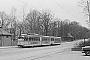 "Düwag ? - Stadtwerke Bielefeld ""842"" __.03.1972 - Bielefeld, Haltestelle SennefriedhofHelmut Beyer"