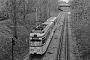 """Düwag ? - Stadtwerke Bielefeld """"850"""" 01.05.1979 - Bielefeld, nahe Endstelle Schildesche (ehemalige Trasse der Bielefelder Kreisbahnen)Helmut Beyer"""