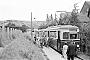 "Düwag 26614 - HK ""9"" __.__.1960 - Vlotho, BundesbahnhofWerner Rabe"