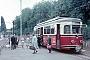 "Düwag 26616 - HK ""13"" 05.08.1964 - Herford, Herford KleinbahnhofHartmut  Brandt"