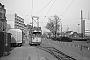 """Düwag ? - Stadtwerke Bielefeld """"835"""" __.04.1969 - Bielefeld, Friedrich-Ebert-Str,. KesselbrinkHelmut Beyer"""