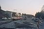 "Düwag ? - Stadtwerke Bielefeld ""806"" 15.09.1971 - Bielefeld, Bielefelder Straße (jetzt Artur-Ladebeck-Straße) / nahe LönkertHelmut Beyer"