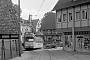 """Düwag ? - Stadtwerke Bielefeld """"259"""" 20.05.1966 - Bielefeld, Endstelle SchildescheHelmut Beyer"""