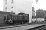 """DWK 691 - MKB """"V 8"""" 10.06.1972 - Minden (Westfalen), Bahnhof Minden StadtHelmut Beyer"""