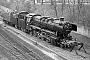 """Henschel 24635 - VMN """"052 404-1"""" 25.03.1980 - Paderborn, AusbesserungswerkChristoph Beyer"""