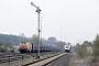 """Krupp 4647 - mkb """"V 6"""" 14.04.2004 - Porta Westfalica-Veltheim, BahnhofChristoph Beyer"""