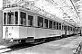 """Lindner ? - Straßenbahn Minden """"101"""" 14.05.1936 - Ammendorf, Werkshalle Gottfried Lindner AGWerkfoto Lindner, Archiv Bodo-Lutz Schmidt"""