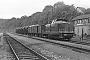 "MaK 1000247 - HzL ""V 122"" 10.08.1967 Sigmaringen,BahnhofSigmaringenDorf [D] Helmut Beyer"