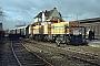 """MaK 1000895 - TWE """"V 156"""" 01.03.1995 - Gütersloh, Bahnhof Gütersloh NordPeter Flaskamp-Schuffenhauer"""