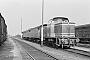 "MaK 800092 - TWE ""V 81"" __.09.1967 - Gütersloh, Bahnhof Gütersloh NordHelmut Beyer"