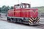 """Ruhrthaler 3605 - HK """"V 15"""" 05.08.1964 - Herford, Herford KleinbahnhofHartmut  Brandt"""