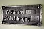 """Windhoff 308 - Bielefelder Eisenbahnfreunde """"311 225-7"""" 11.05.2012 - Bielefeld, BahnbetriebswerkChristoph Beyer"""